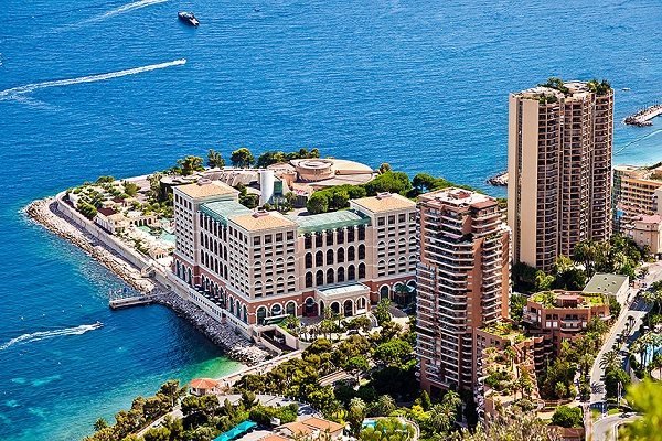 Places to stay in Monaco