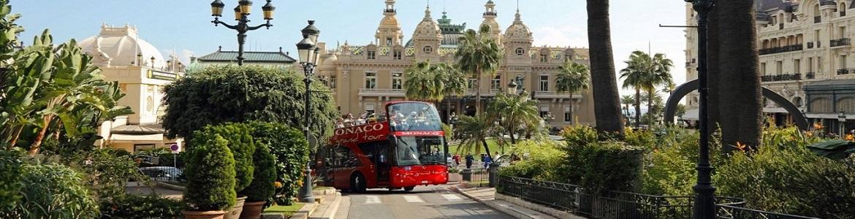 Monaco Hop-on Hop-off Tour