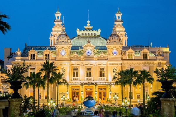 Monte-Carlo Casino and Opera House
